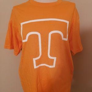 NWT Tennesee Orange and White T tshirt